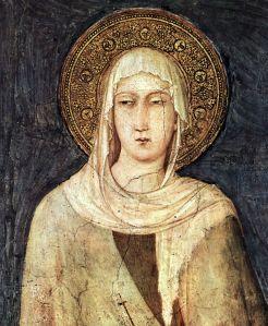 Clare - Simone Martini