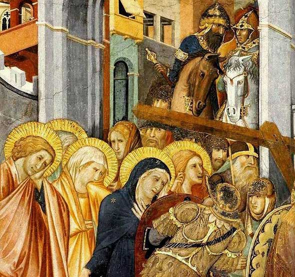 VIII-Jesus-women-Pietro-Lorenzetti-Assisi