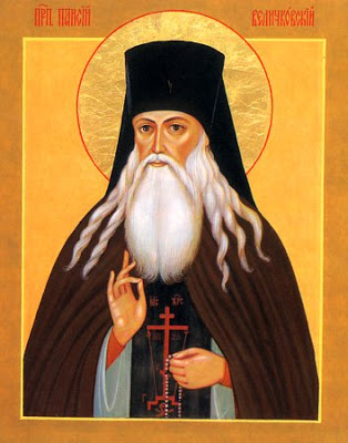 Full of Grace and Truth: St. Paisius Velichkovsky the Righteous