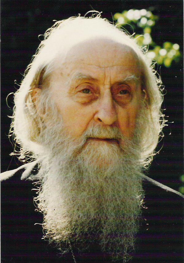 Elder Sophrony (Sakharov) of Essex (+ 1993) | MYSTAGOGY RESOURCE ...